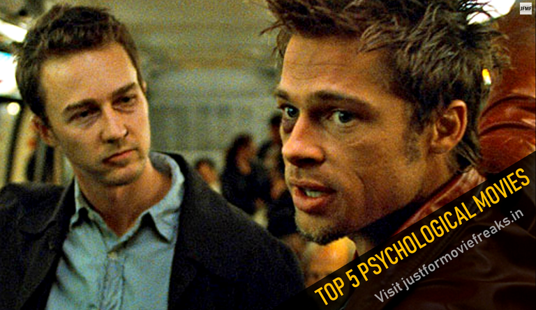 Top 5 Psychological Movies
