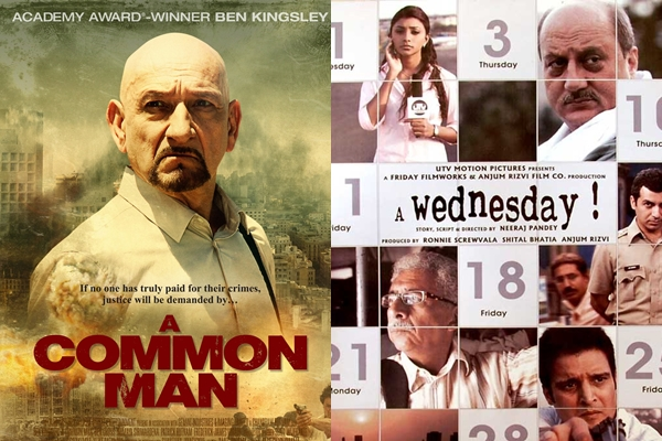 a common man a wednesday