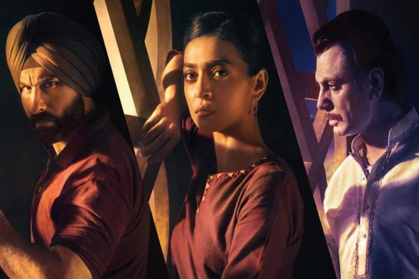 sacred games 1 netflix characters poster