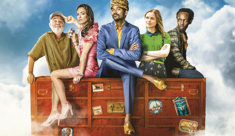 the extraordinary journey of the fakir review imdb Archives - Just