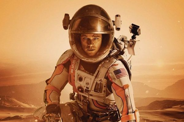 The Martian Best English Movies on Hotstar