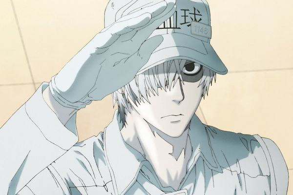 Cells at Work Best Anime Series on Netflix India